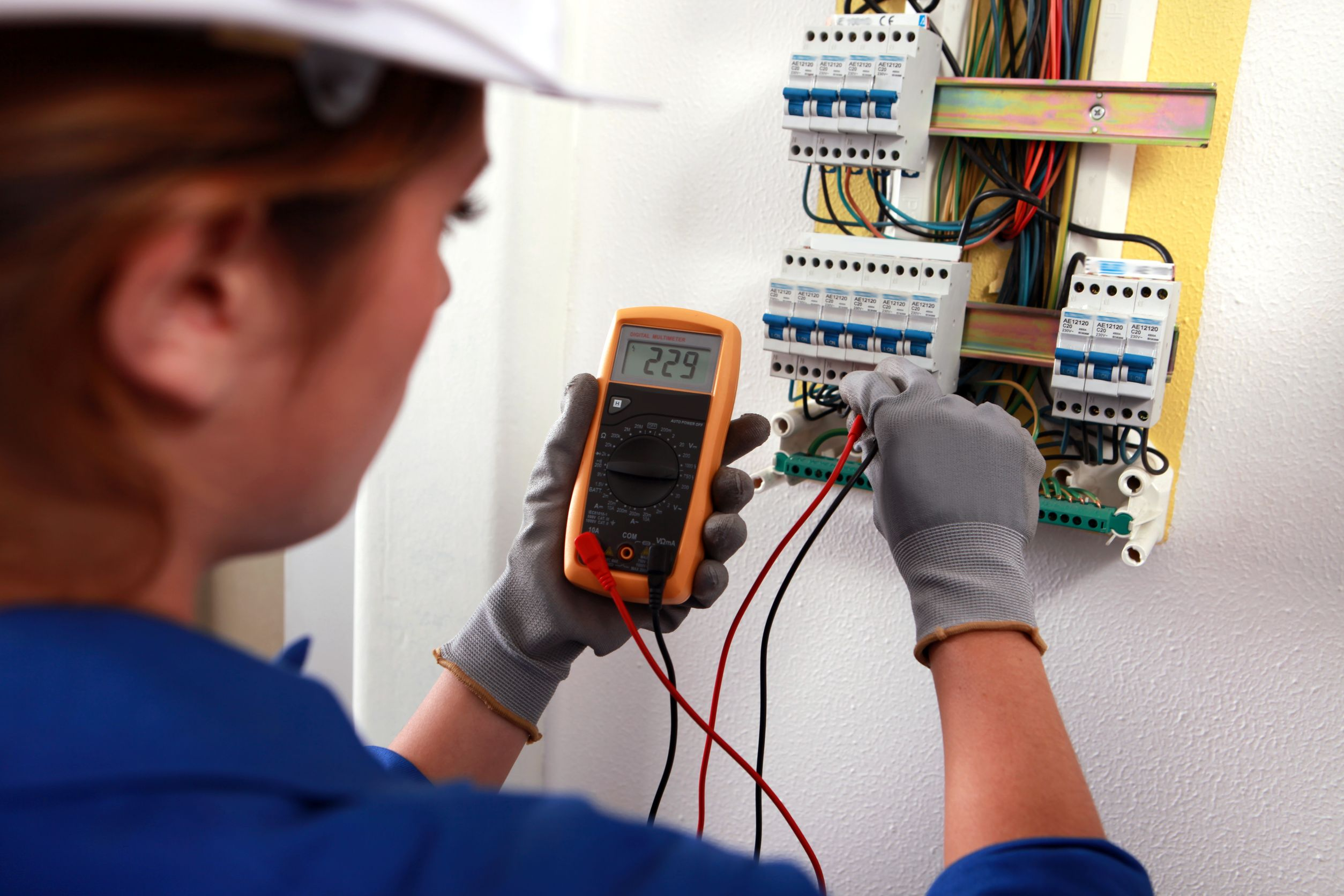 Leading Electricians in the North West | Blue Arc Electrical